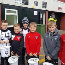 Bucket Collection - 1st September 2018